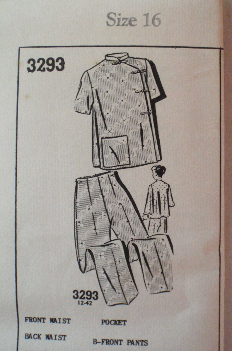 Mail Order 3293 A