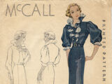 McCall 7895 A