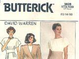 Butterick 3628 A