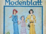 Beyers Modenblatt No. 7 Vol. 9 1930