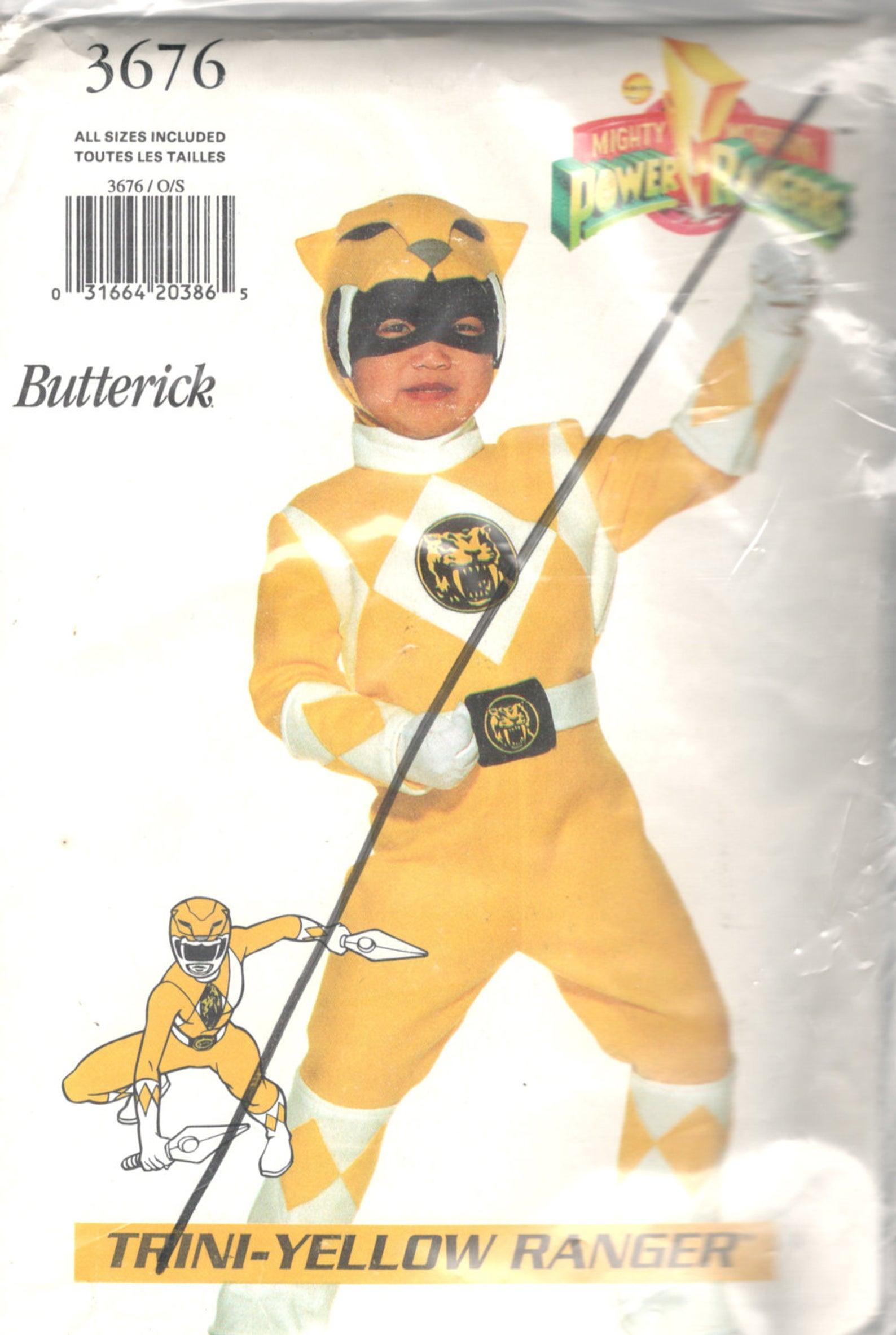 Butterick 3676 A