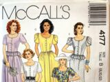 McCall's 4177 A