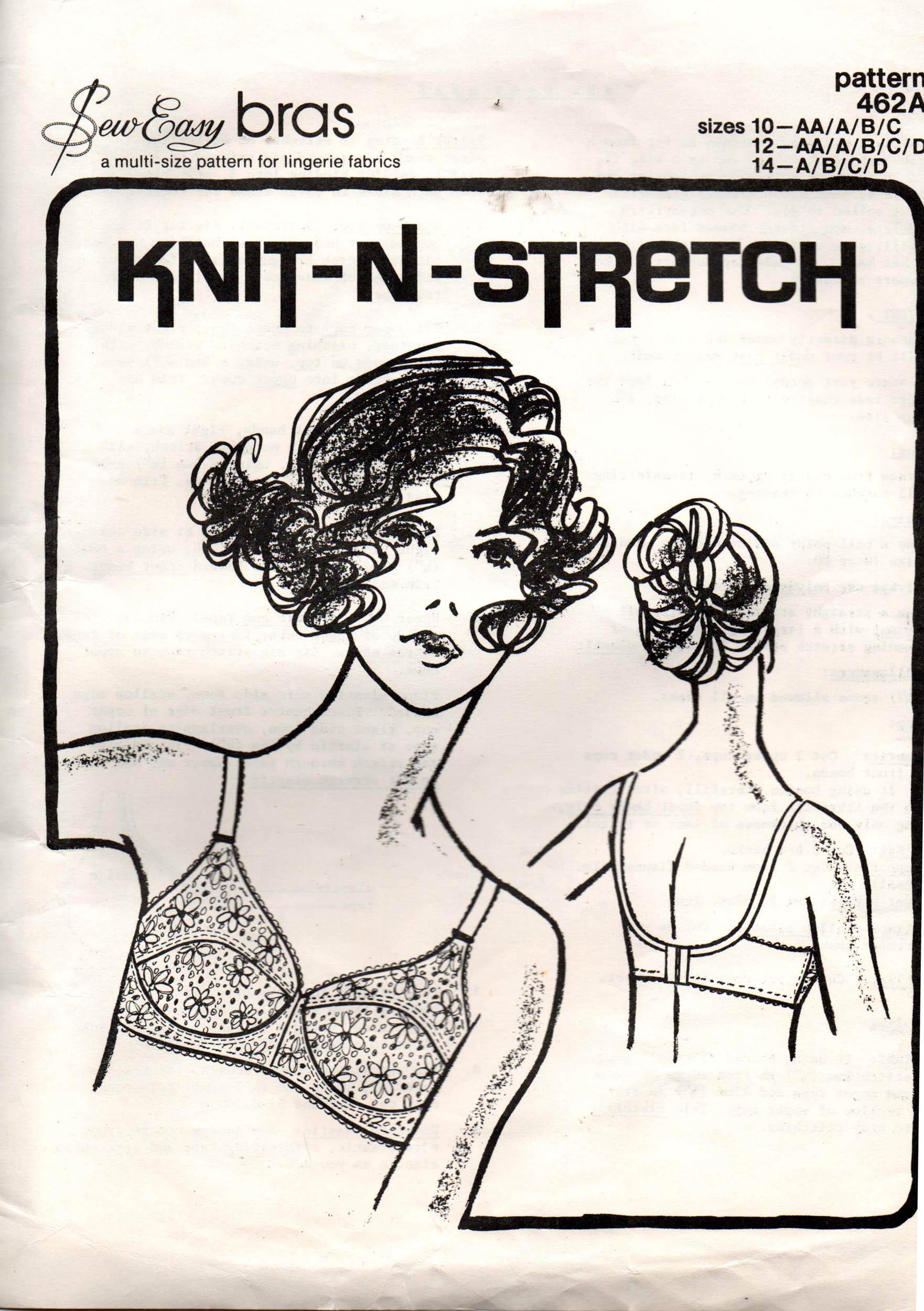 Knit-N-Stretch 462A
