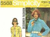 Simplicity 5588