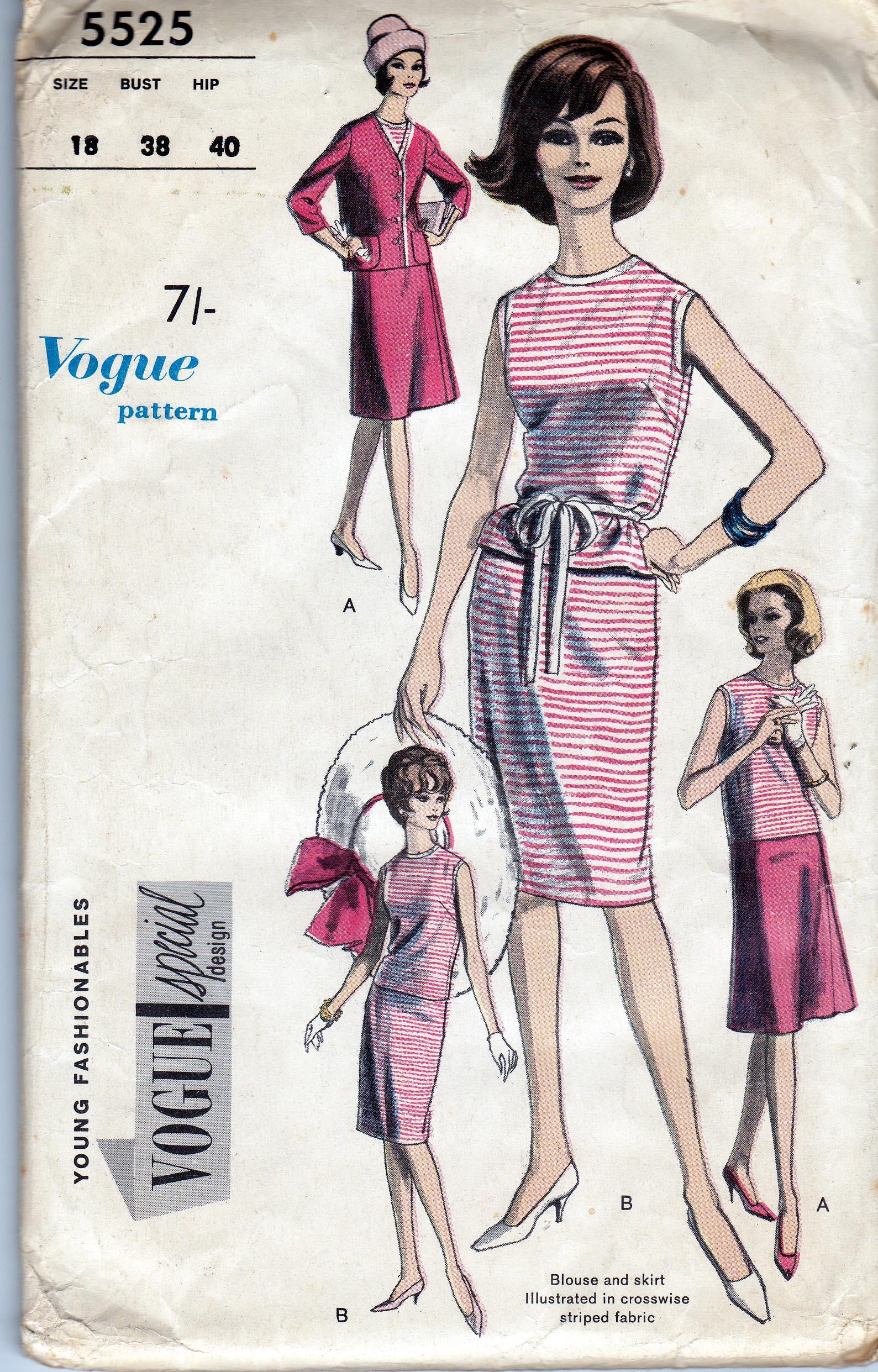 Vogue 5525