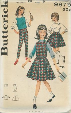 Butterick 9879