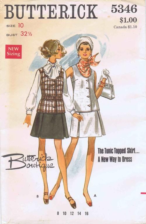 Butterick 5346 B