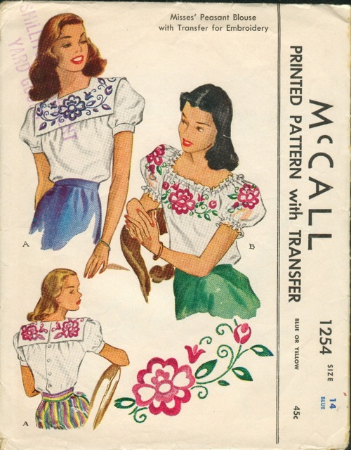 McCall 1254