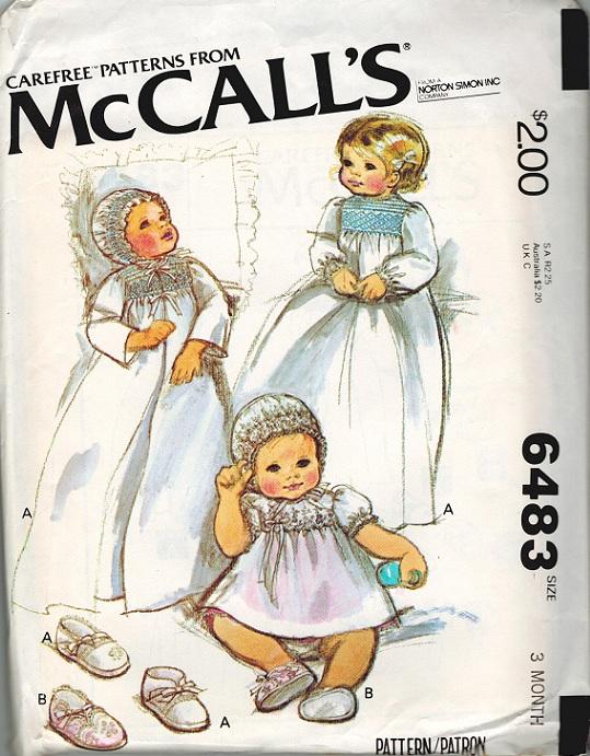 McCall's 6483