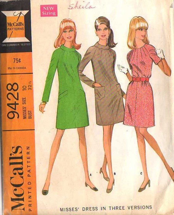 McCall's 9428 A