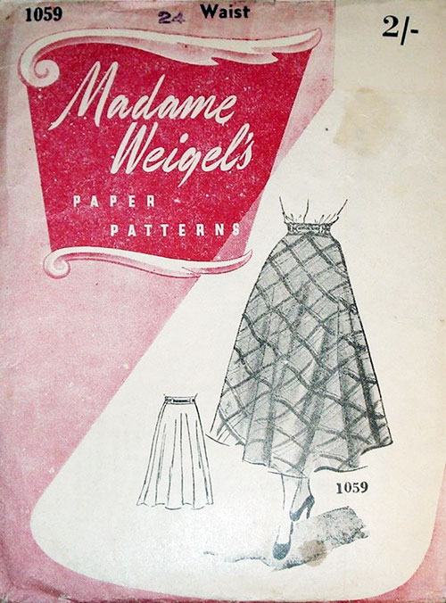 Madame Weigel's 1059