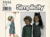 Simplicity 8932 B