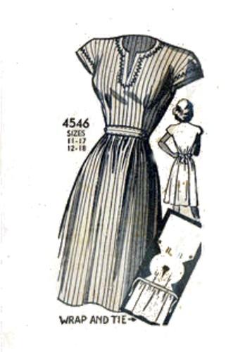 Anne Adams 4546 A
