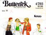 Butterick 4793 A