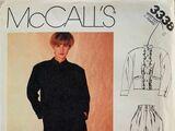 McCall's 3338 B