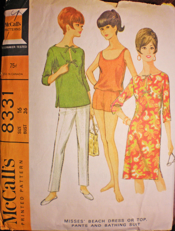 McCall's 8331