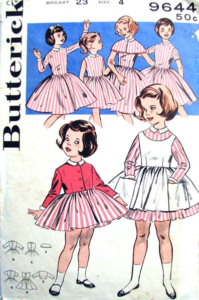 Butterick 9644