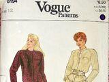 Vogue 8194 A