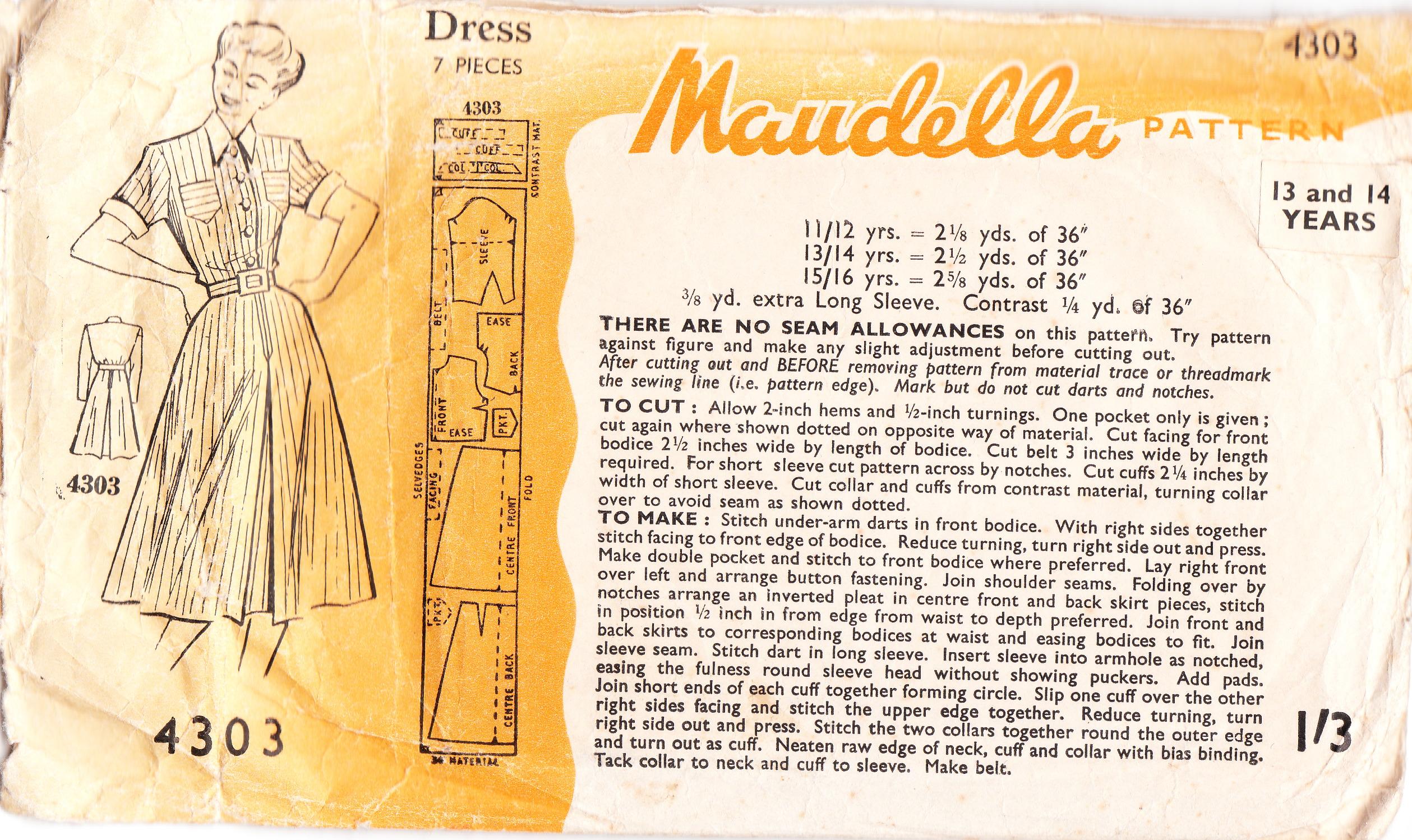 Maudella 4303