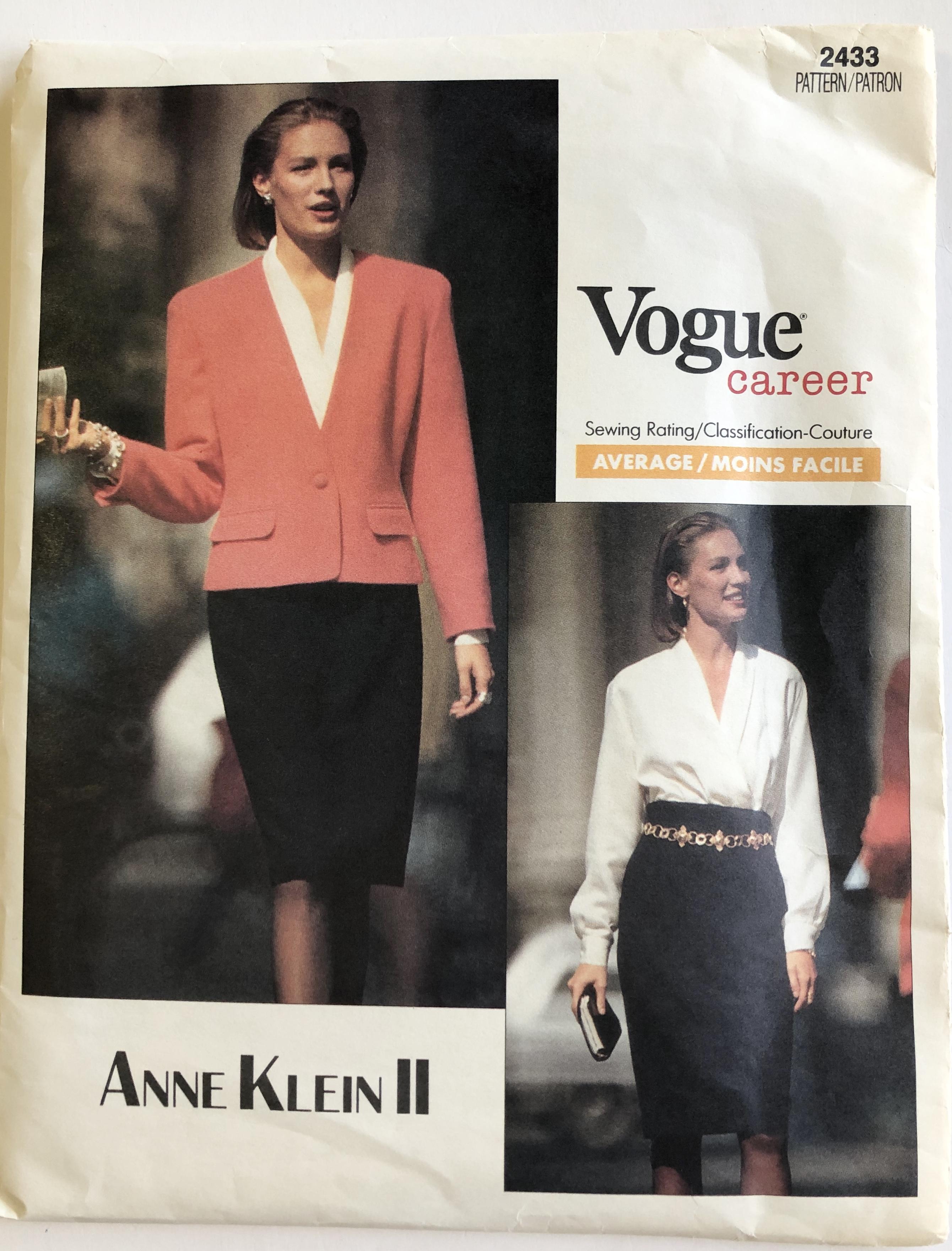 Vogue 2433 A