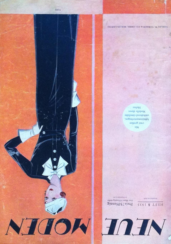Neue Moden No. 8 1933