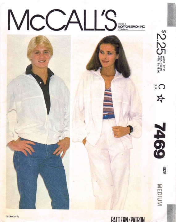 McCall's 7469