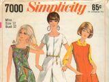 Simplicity 7000