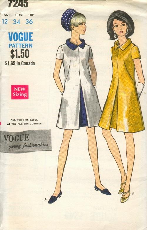 Vogue 7245