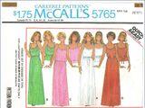 McCall's 5765