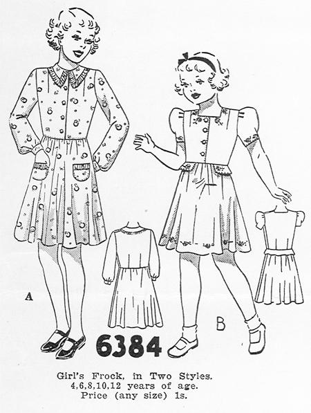 Madame Weigel's 6384