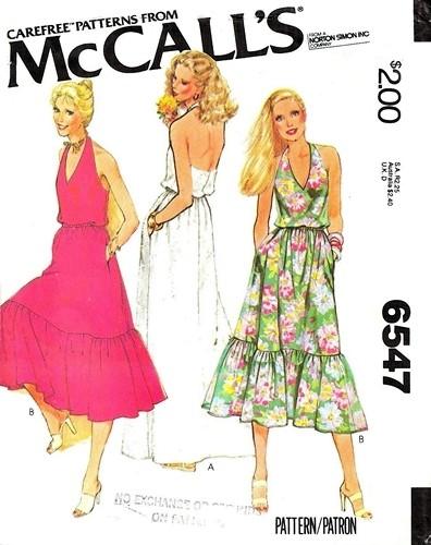 McCall's 6547