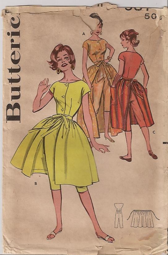 Butterick 9574