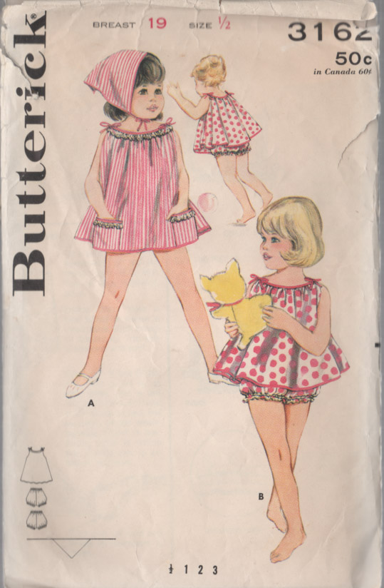 Butterick 3162 C