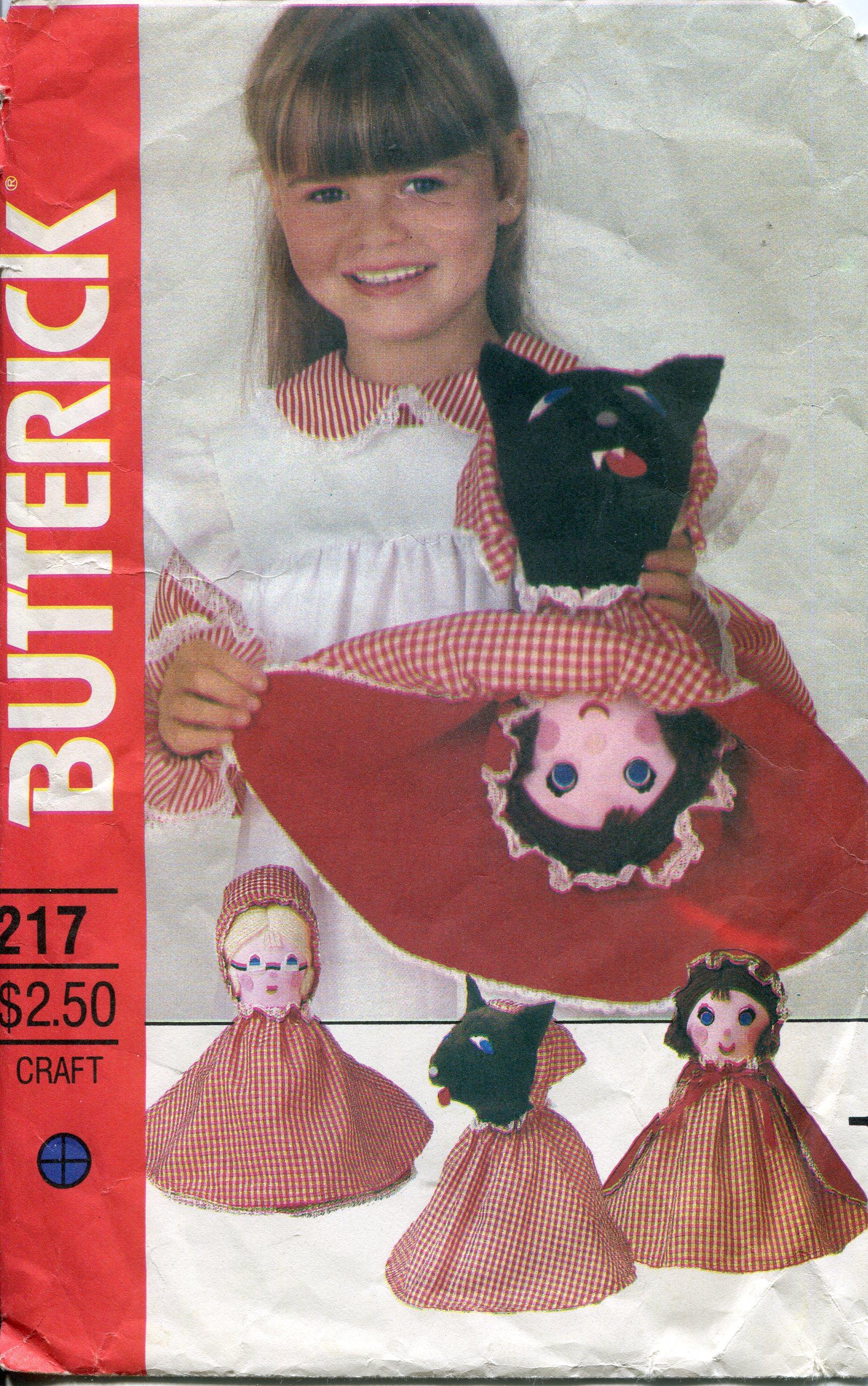 Butterick 217