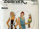 Butterick 4258