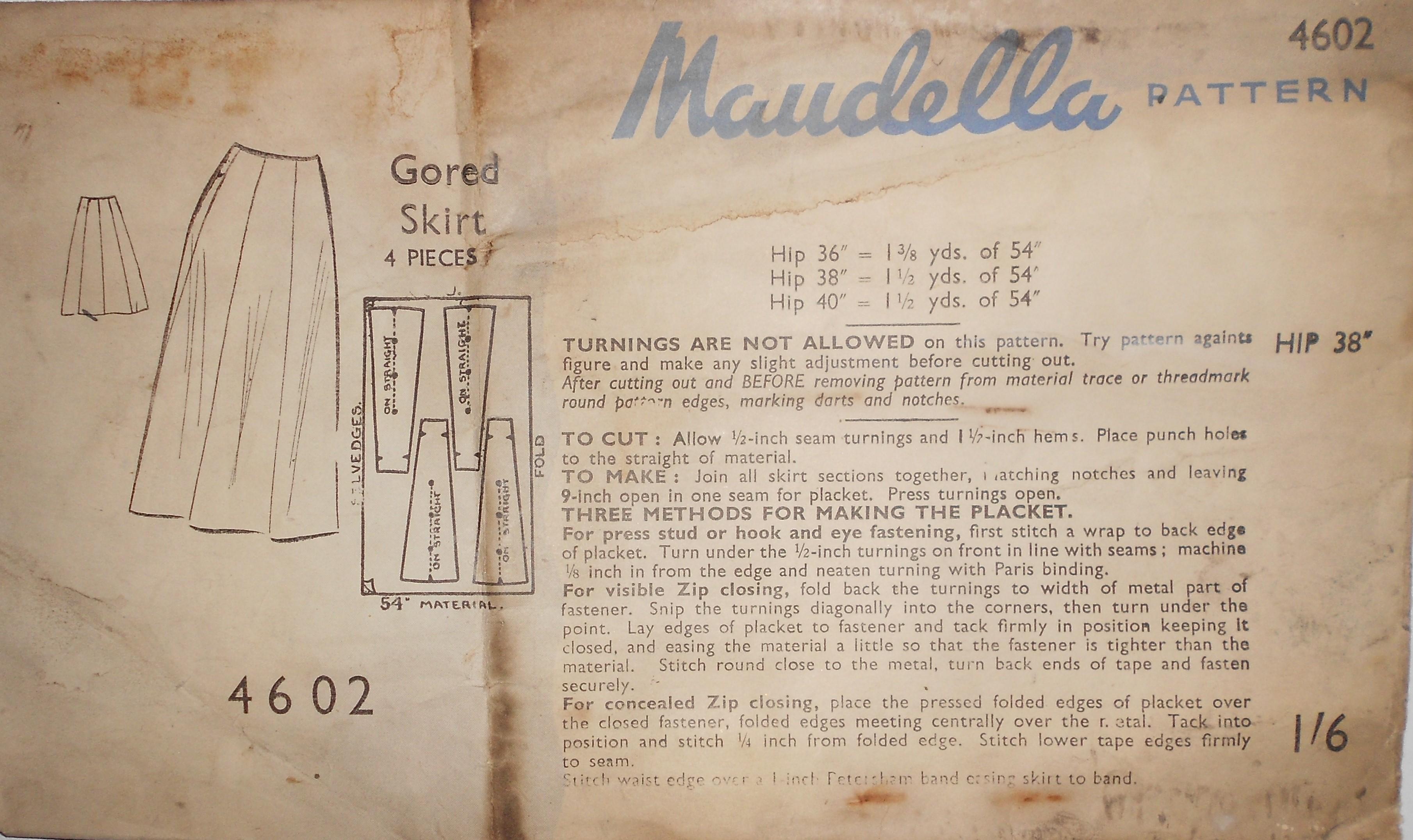 Maudella 4602