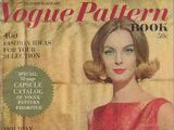 Vogue Pattern Book December 1961/January 1962