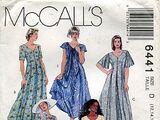 McCall's 6441 A
