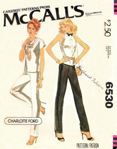 McCall's 6530 A