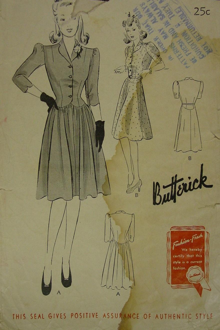 Butterick 1365