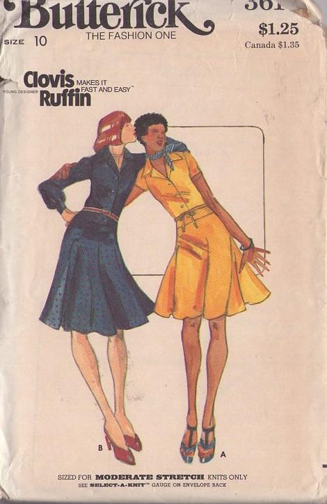 Butterick 3610