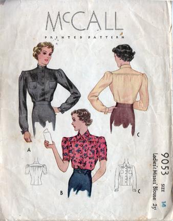 McCall 9053