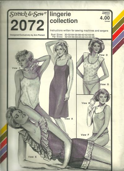 Stretch & Sew 2072