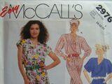 McCall's 2976