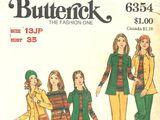 Butterick 6354 B