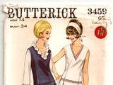 Butterick 3459