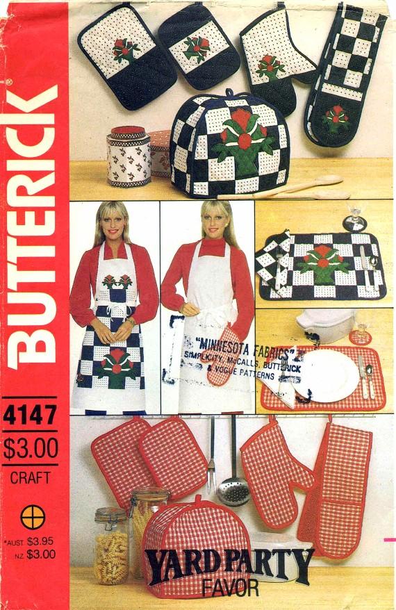Butterick 4147 A