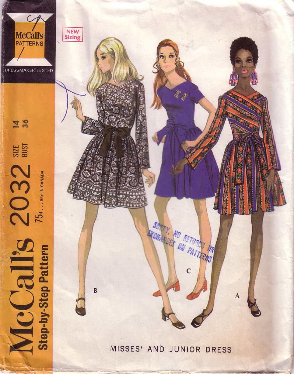 McCall's 2032
