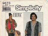 Simplicity 9673 A