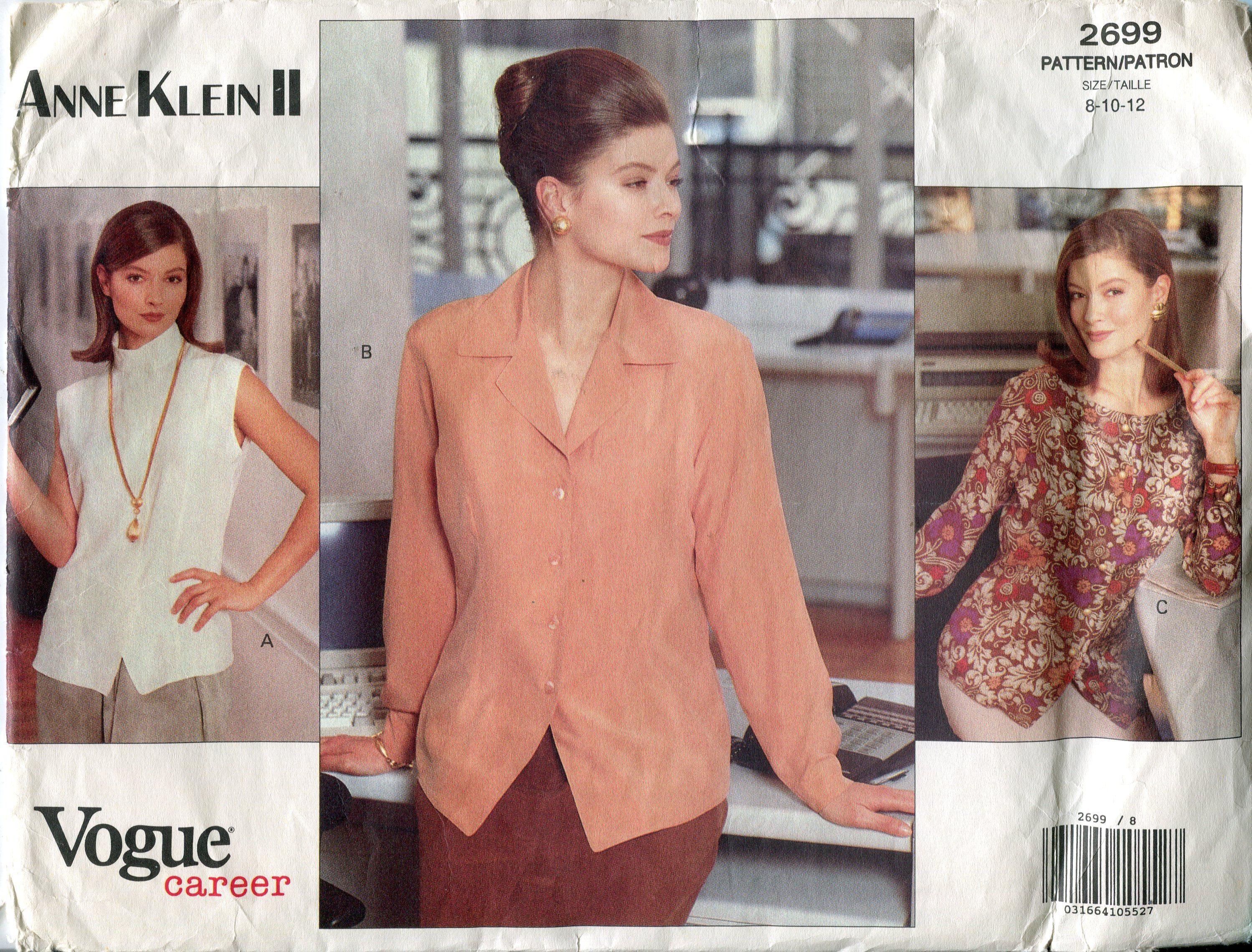Vogue 2699 A